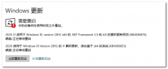 .nET Framework 4.8,win7 2004和20H2的KB4586876升级